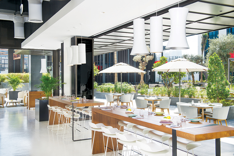 Chival opens at La Ville Hotel & Suites City Walk, Dubai