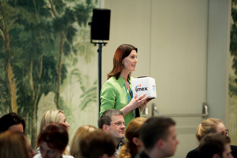 Expect targeted and inspiring education at this year's Exclusively Corporate at Imex event and across the event portfolio
