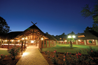 Boma Restaurant at Midgard Country Estate.