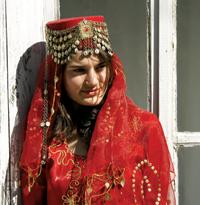 azerbaijan girl image
