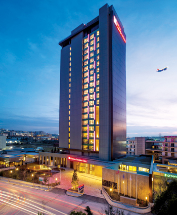 Hotels hilton opens seventh in turkey for Al majed hotel istanbul