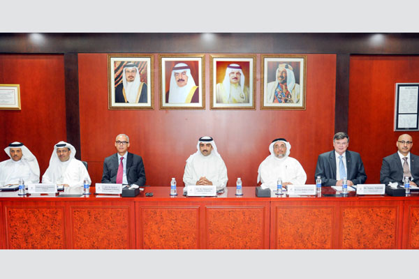 Tatweer board discusses plans for 2017