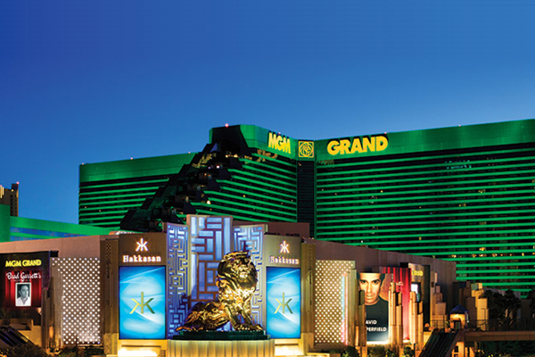 Shares of MGM Resorts International (MGM) Sees Large Outflow of Money
