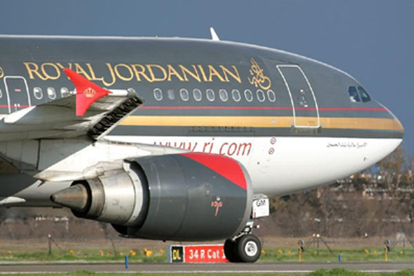 royal jordanian tracking