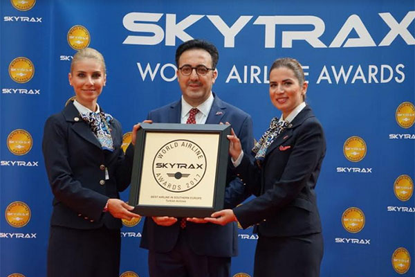 Qatar Airways is once again the best airline in the world