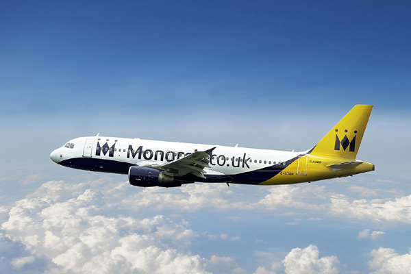 Monarch Airlines collapse leaves 110000 travelers stuck overseas