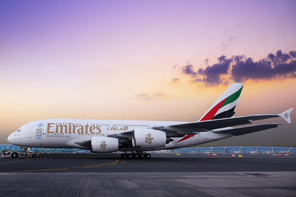 emirates airline target customer