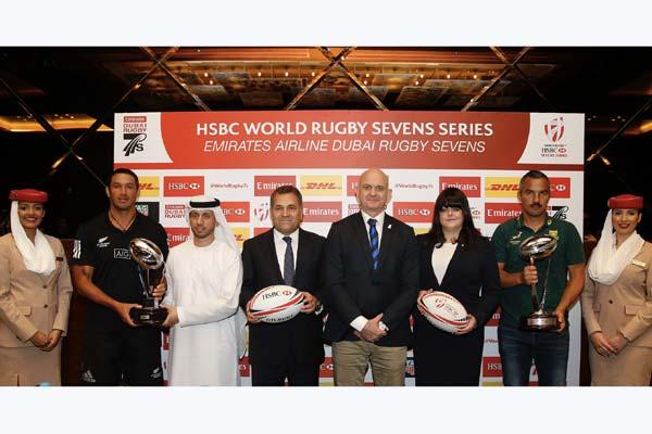 Champions Blitzboks aim to lay down Dubai Sevens marker