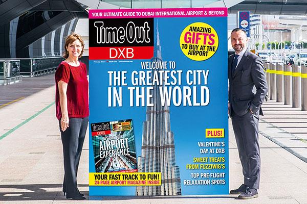 Travel, Tourism & Hospitality Dubai Airports, ITP to launch