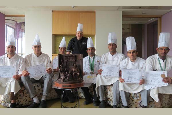 Travel, Tourism & Hospitality Symphony Style Hotel Kuwait chefs
