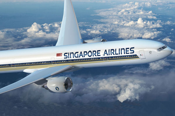Boeing Delivers Its First 787-10 Dreamliner To Singapore Airlines