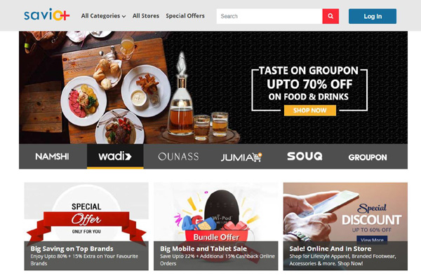 Travel, Tourism & Hospitality India's online coupons site Savioplus