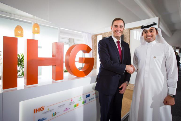 InterContinental Hotels Group PLC (IHG) Received
