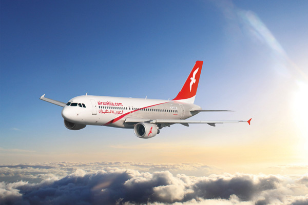 Travel, Tourism & Hospitality Air Arabia shares hit on exposure to