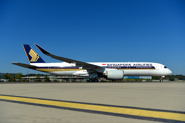 travel tourism hospitality singapore airlines takes delivery of Travel Truck singapore airlines sia has taken delivery of the world s first airbus a350 900ulr ultra long range aircraft from airbus