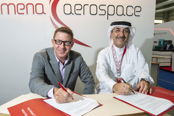 Travel, Tourism & Hospitality Mena Aerospace inks strategic