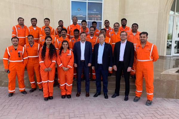 Milaha picks Dutch consultancy for shipyard upgrade