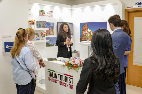 Travel, Tourism & Hospitality VFS Global opens Italy tourist