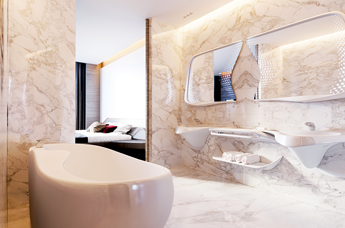 Travel and tourism news worldwide for Bathroom interior design dubai