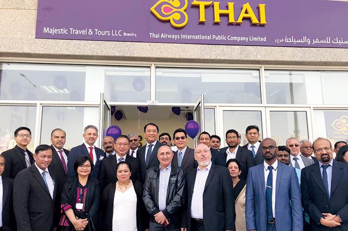 Travel and tourism news worldwide - Thai airways dubai office ...
